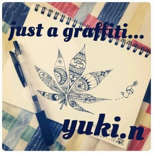 just a graffiti…yuki.n